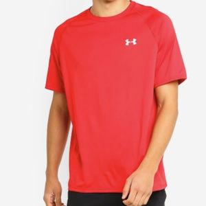 Under Armour Heat Gear Short Sleeve Men's Shirt
